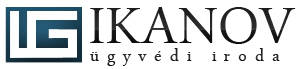 IKANOV Ügyvédi Iroda Logo